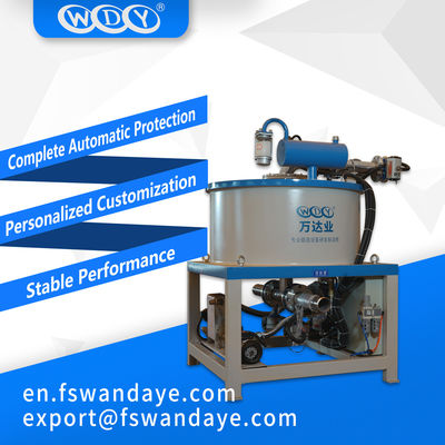 3.5T High Intensity Magnetic Ore Separator Untuk EP Intelligence Ceramic Slurry